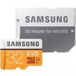 Samsung 32GB EVO microSDHC Card MB-MP32GA/AM