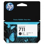 HP 38-ml Black Ink Cartridge CZ129A