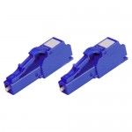 3dB LC/PC Fixed Male-Female SMF Fiber Attenuator 2-Pack ADD-ATTN-LCPC-3DB