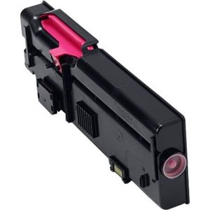 Dell 4000-Page Magenta Toner Cartridge for C2660dn/ C2665dnf Color Laser Printer V4TG6