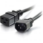 C2G 4ft 14AWG 250 Volt Power Cord (IEC C14 to IEC320 C19) 10345
