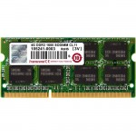 Transcend 4GB DDR3 1600 SO-DIMM CL11 2Rx8 TS512MSK64V6N