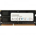 V7 4GB DDR3 PC3-8500 - 1066mhz SO DIMM Notebook Memory Module V785004GBS