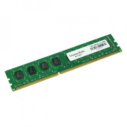 Visiontek 4GB PC3-8500 DDR3 1066MHz 240-pin DIMM 900891