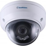 GeoVision 4MP H.265 Low Lux WDR IR Mini Fixed Rugged IP Dome GV-ADR4702