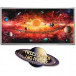 A Broader View 500-piece Solar System Puzzle 158A
