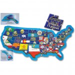 A Broader View 500-piece USA Puzzle 156