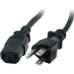 StarTech 6 ft 14 AWG Computer Power Cord PXT101146