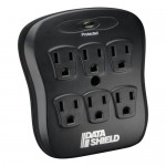 Tripp Lite 6-Outlets Surge Suppressor SK6-0B