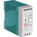 TRENDnet 60 W Single Output Industrial DIN-Rail Power Supply TI-M6024