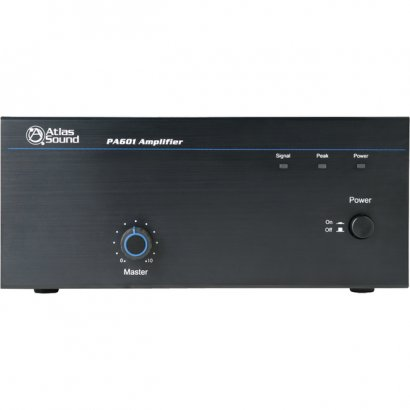Atlas Sound 60 Watt Single Channel Power Amplifier PA601