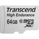 Transcend 64GB High Endurance microSDXC Card TS64GUSDXC10V