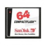 Cisco 64MB CompactFlash Card MEM-C4K-FLD64M=