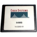 Cisco 64MB CompactFlash Card MEM1800-64U128CF