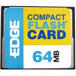 Edge 64MB Digital Media CompactFlash Card PE179441