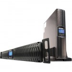Minuteman 750 VA Line Interactive Rack/Wall/Tower UPS with 8 0utlets E750RTXL2U
