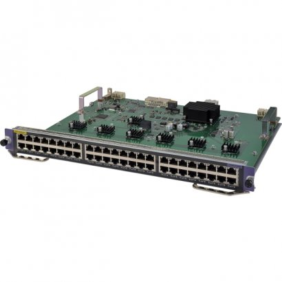 HP 7500 48-port 1000BASE-T SE Module JH212A