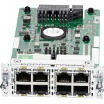 8-Port Gigabit Ethernet Switch NIM NIM-ES2-8