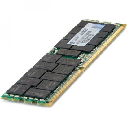 HP 8GB (1x8GB) Dual Rank x4 PC3-14900R (DDR3-1866) Registered CAS-13 Memory Kit 708639-B21