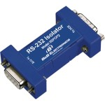 B+B 9 Pin RS-232 Isolator 9SPOP2