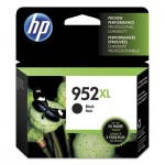 HP 952XL High Yield Black Original Ink Cartridge HEWF6U19AN