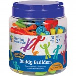 Learning Resources Ages 3+ Buddy Builders Set LER1081