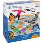 Learning Resources Ages 5+ Let's Go Code Activity Set LER2835