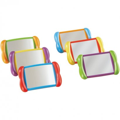 Learning Resources All About Me 2-in-1 Mirrors LER3371