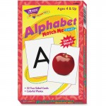 Alphabet Match Me Flash Cards T58001