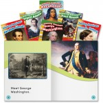 Shell Amazing Americans Book Set 20602