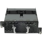 HP X712 Back (Power Side) to Front (Port Side) Airflow High Volume Fan Tray JG553A