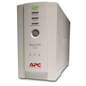 APC Back-UPS CS 325VA w/o Software BK325I