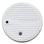 Battery Powered Fire Smoke Alarm 440374