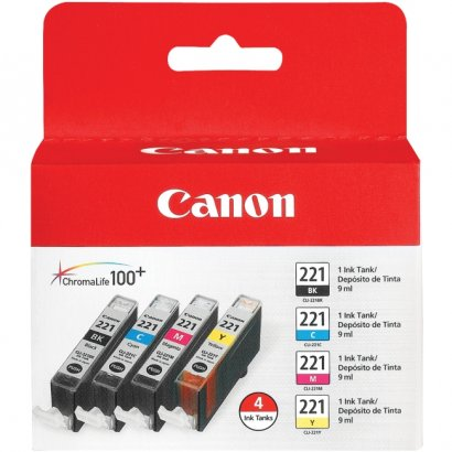 Canon Black and Color Ink Cartridges 2946B004