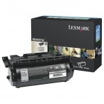 Lexmark Black Extra High Yield Return Program Toner Cartridge X644X11A