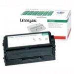 Lexmark Black High Yield Return Program Toner Cartridge 64075HA