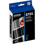 Epson Black Ink Cartridge, High Capacity (T020) T273XL020-S