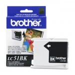 Brother Black Inkjet Cartridge For MFC-240C Multi-Function Printer LC51BK