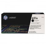HP Black Original LaserJet Toner Cartridge CE340A