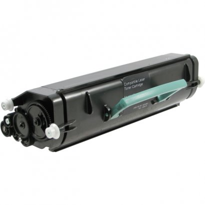 V7 Black Toner Cartridge (High Yield) For Lexmark E360D, E360DN, E460DN, E460DW V7E360