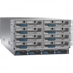 Cisco Blade Server Chassis/0 PSU/8 Fans/0 Fabric Extender - Refurbished N20-C6508-RF