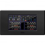 "Atlas Sound BlueBridge 7"" Touch Panel Wall Controller BBWP-TOUCH7B"