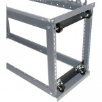Rack Solutions Caster Kit for Open Frame RACK-111 111-1731