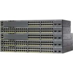 Catalyst Ethernet Switch WS-C2960X-24PD-L