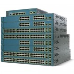 Cisco 3560-8PC Catalyst Ethernet Switch WS-C3560-8PC-S-RF