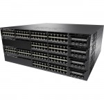 Cisco 3650-48T Catalyst Ethernet Switch - Refurbished WS-C3650-48TS-L-RF
