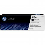 HP 78A (CE2) Black Original LaserJet Toner Cartridge CE278A