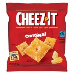 Sunshine 2410012234 Cheez-It Crackers, 1.5oz Single-Serving Snack Pack, 8/Box KEB12233