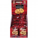 Office Snax Chocolate Chip Shortbread Cookies W1537D