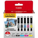 Canon CLI Ink Cartridge 6513B011